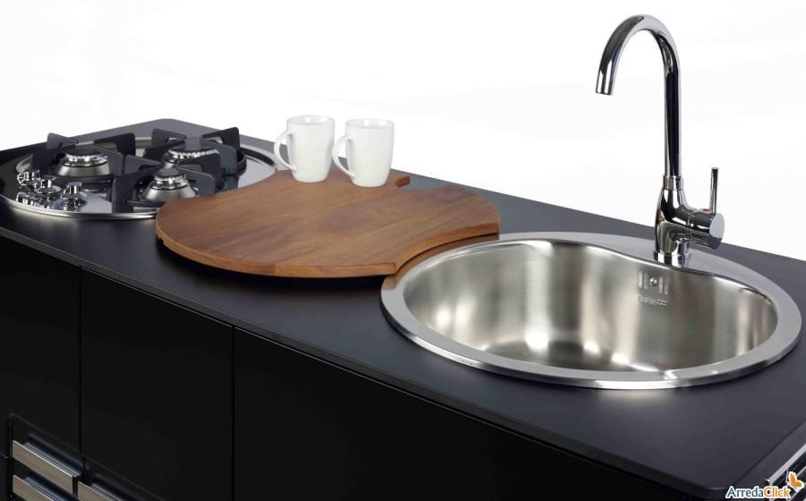 Idee  Una mini cucina per arredare una piccola casa