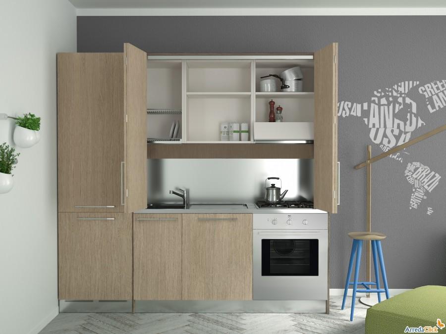Idee  Una mini cucina per arredare una piccola casa  ARREDACLICK