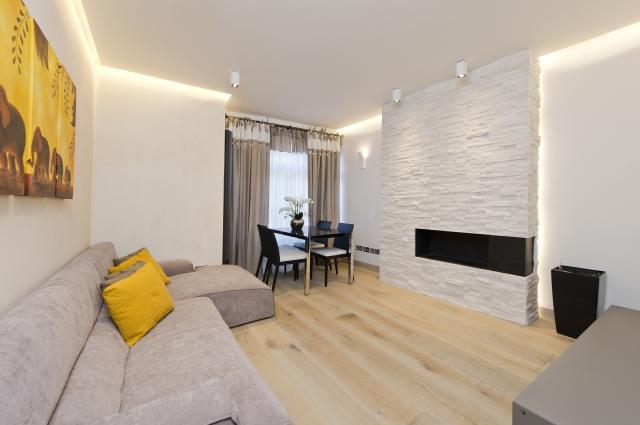Idee  Progetto a Londra Kensington arredare casa in