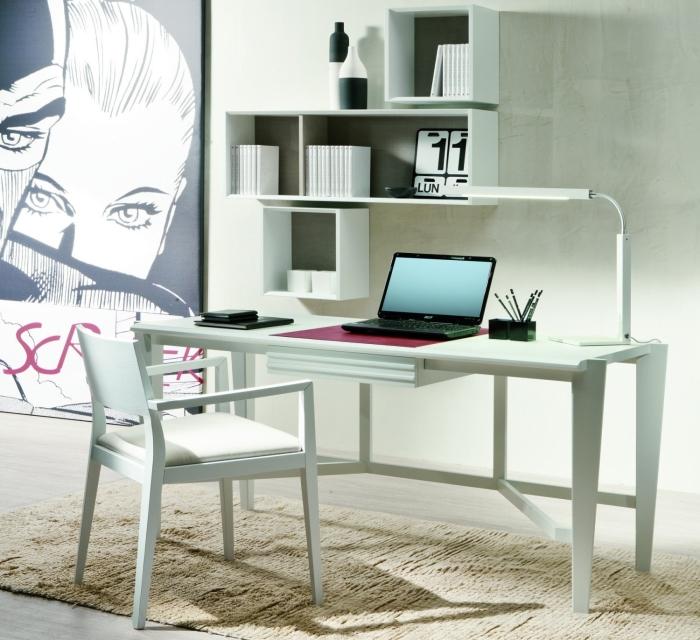 Idee  Scrivania ricavare langolo studio perfetto per i