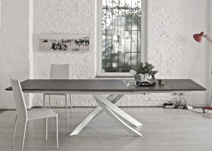 ARREDACLICK BLOG  Sala da pranzo e salotto insieme come arredare e organizzare gli spazi