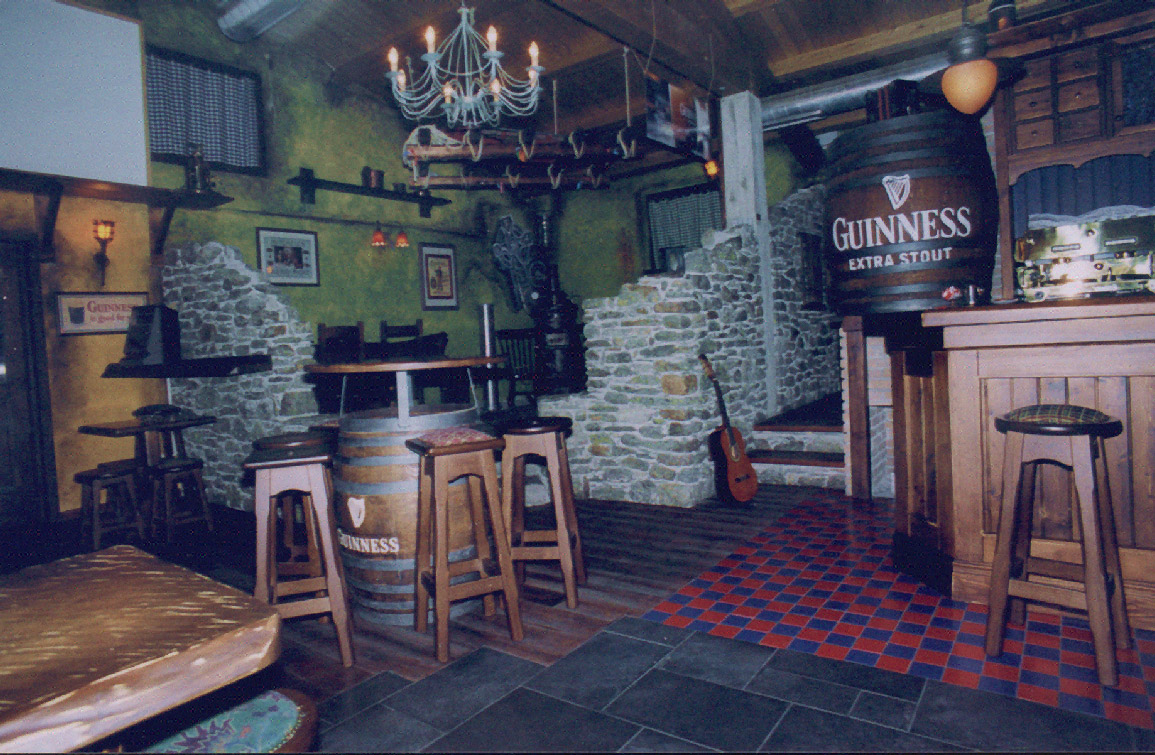 Pub Irish Country  Arreda Snc