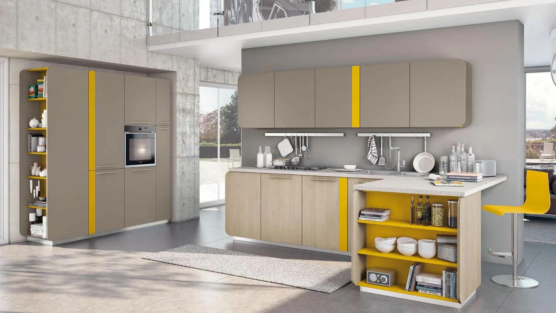 Cucine Lube a Torino  Arredalcasa