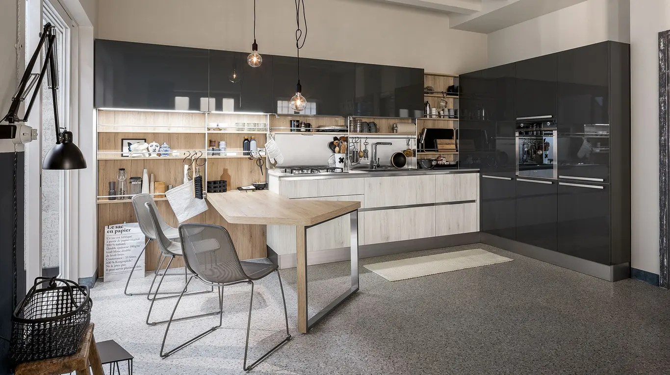 Veneta Cucine Start Time  Arredalcasa