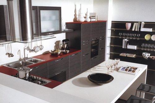 Arredare la cucina come si dispongono i mobili  Arredamente