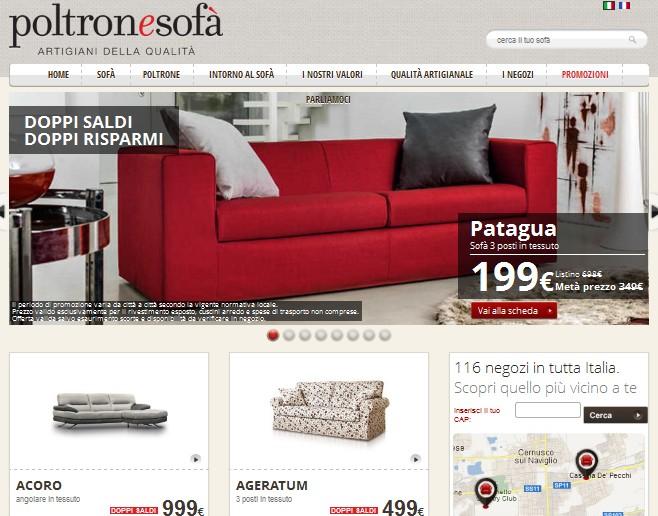 Poltrone E Sofa Negozi Torino | Okaycreations.net