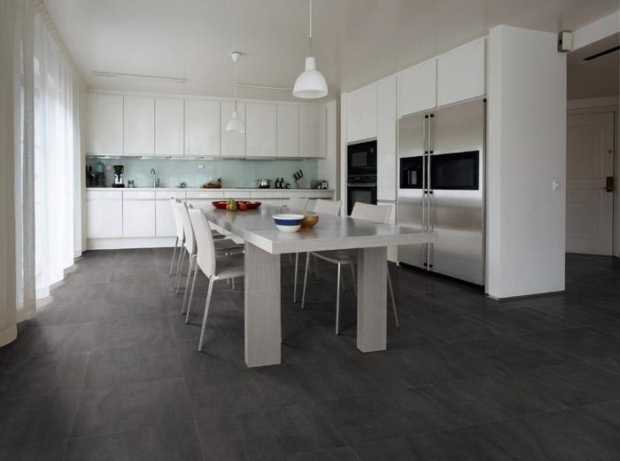 Scegliere il pavimento per la cucina