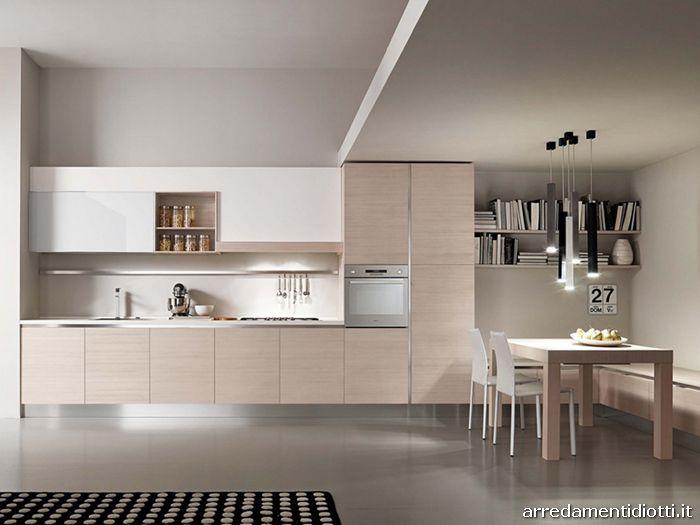 Sfera cucina moderna componibile  DIOTTI AF Arredamenti