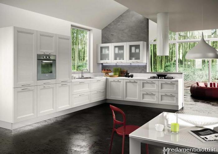 Cucina moderna Abaco di Snaidero  DIOTTI AF Arredamenti