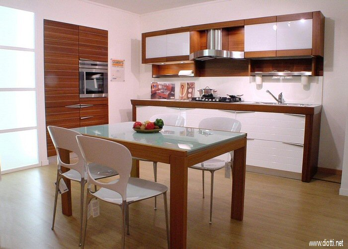 Forum Arredamentoit Accostamento legni in cucina