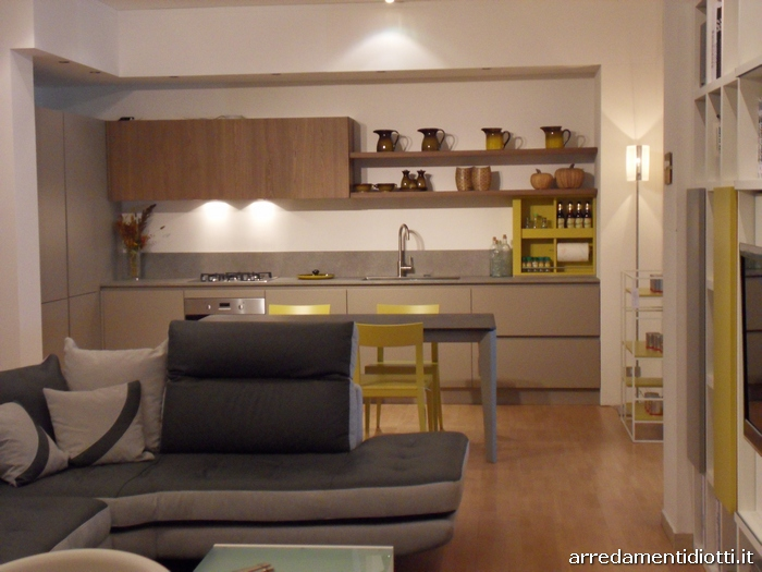 Arredamento Open Space  DIOTTI AF Italian Furniture and Interior Design