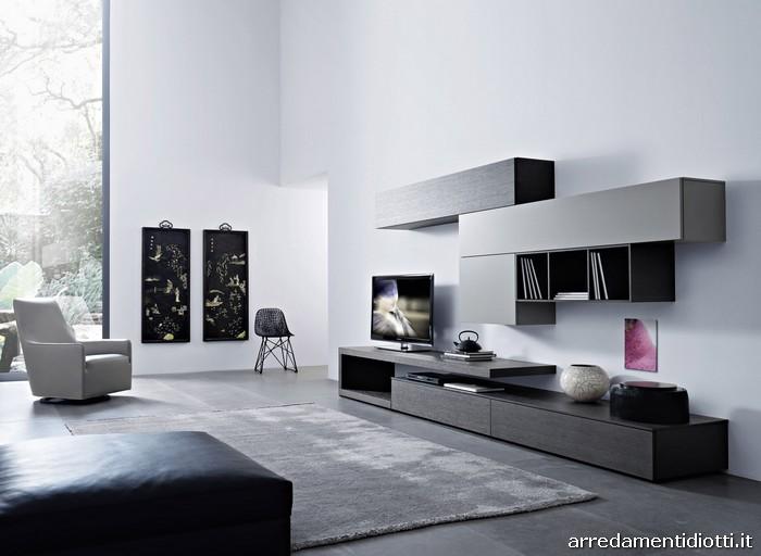 Wohnzimmer Vitrine Modern