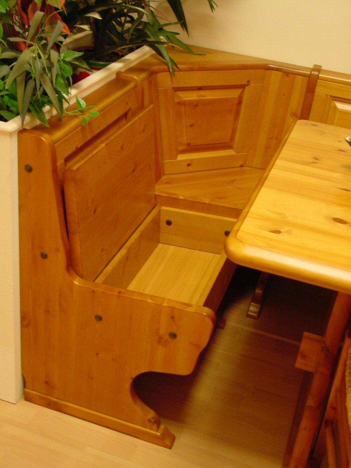 Tavolo e panca stile rustico Gardenia  DIOTTI AF Arredamenti
