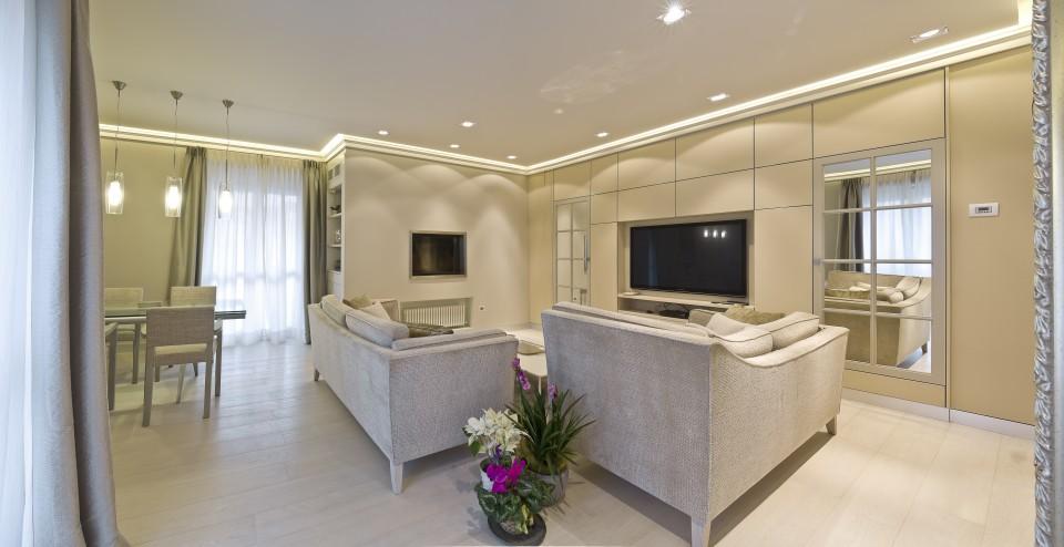 Ferr Arredamenti  Appartamento moderno  Realizzazioni
