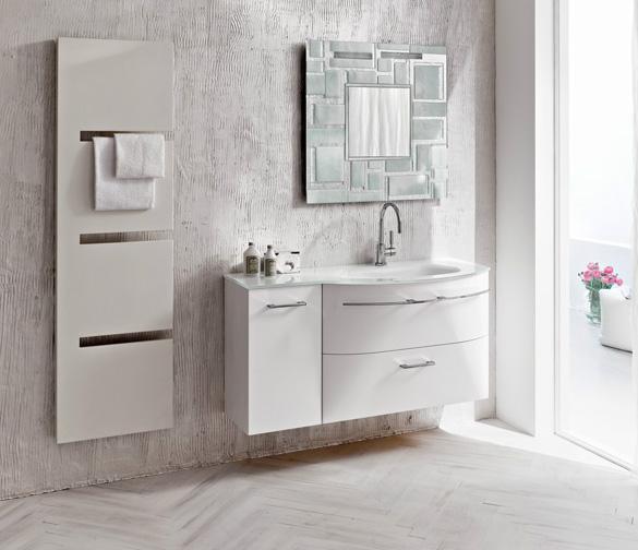 Mobili da bagno roma arredamenti l 39 opera - Mobile bagno asimmetrico ...