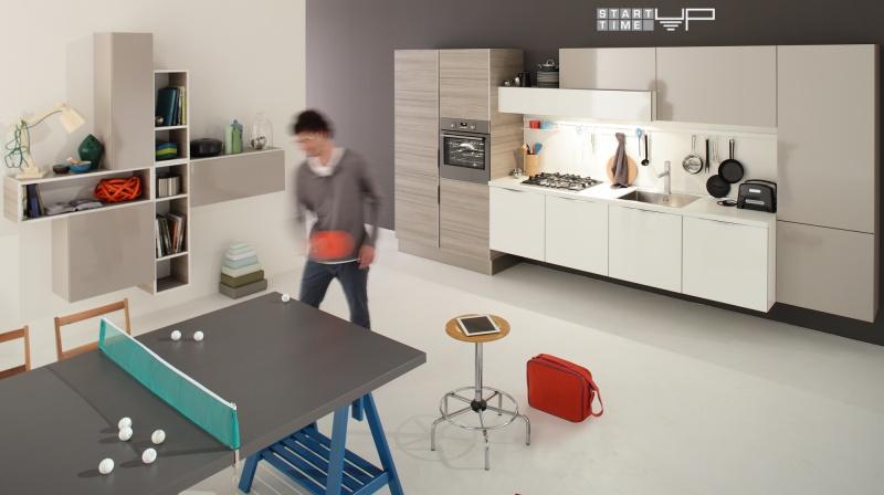 Cucina Moderna Veneta Cucine Start time up - Arredamenti L\'Opera