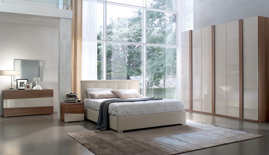 Camera da letto quadro arredamenti l 39 opera - Quadro camera letto ...