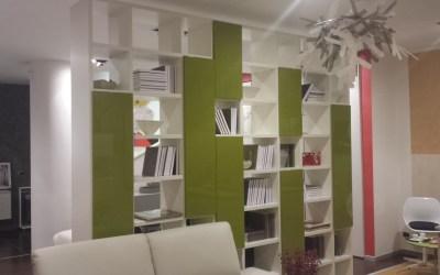 """Libreria Jesse """"Bifacciale"""""""