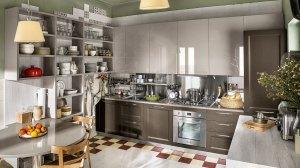 "Cucina Moderna Veneta Cucine ""Tablet"""