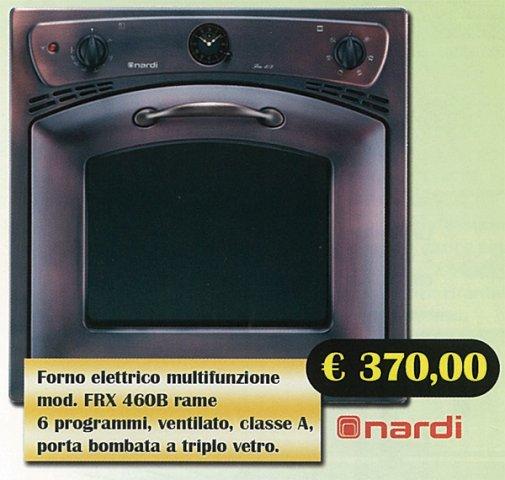 Elettrodomestici  Forni Nardi