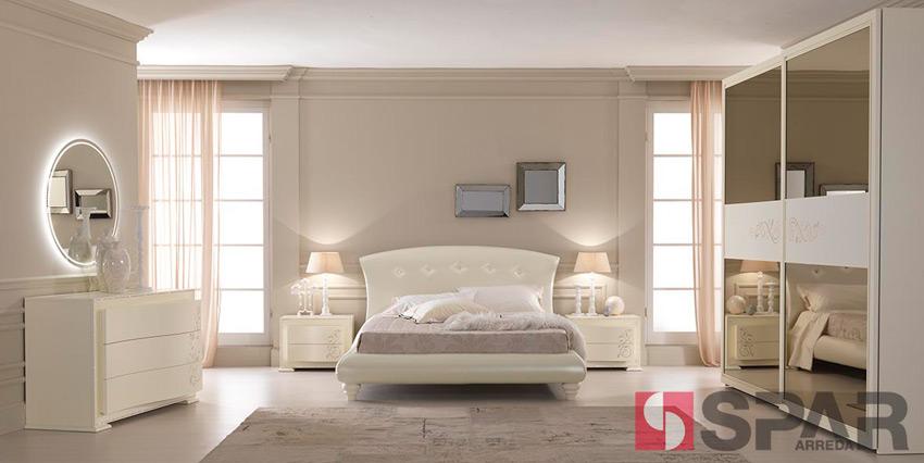 Camere da letto  Camera da letto SPAR C38 linea Prestige