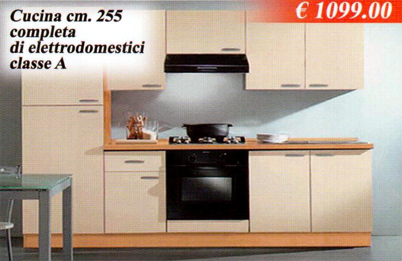 Cucine  Cucina 255
