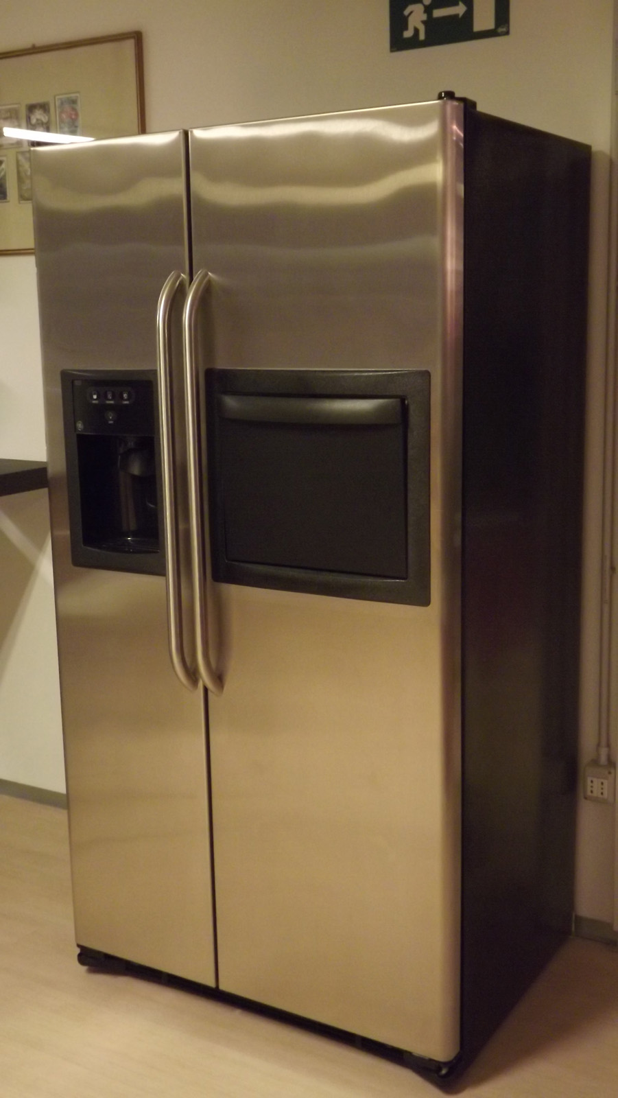 Frigo General Electric Syde by Syde  Arredamenti Outlet