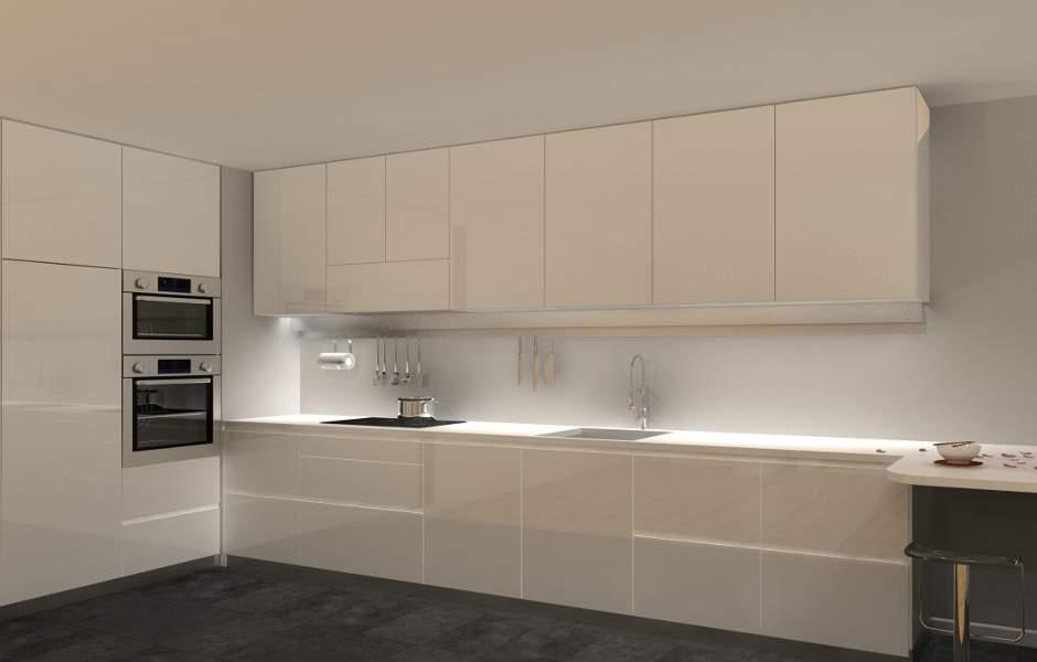 Rivestimento Muro Cucina - Idee per la decorazione di interni ...