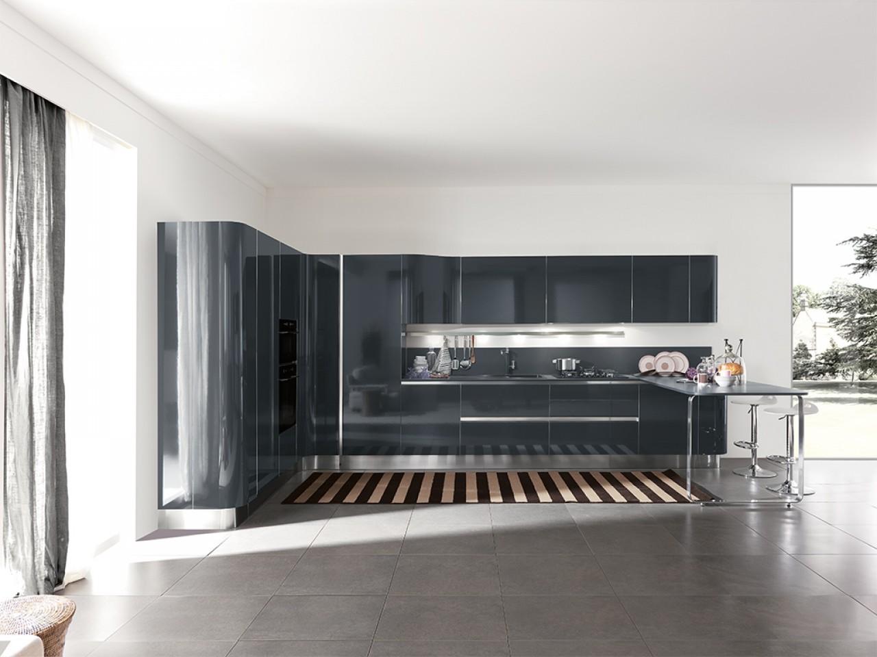 Mir Colours  Cucina  Cucine Aran Cucine Torino  Arredamenti Traiano