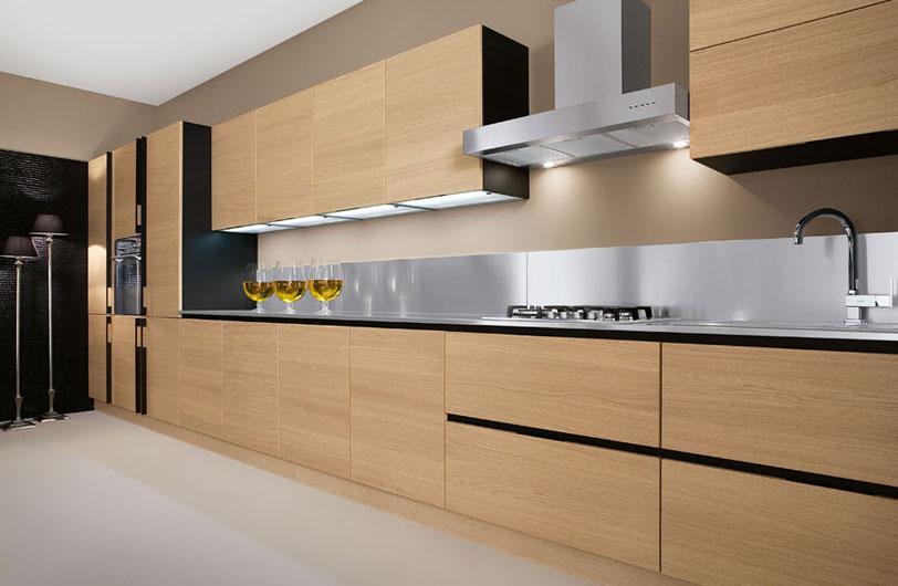 Arrex Avena una cucina moderna con isola