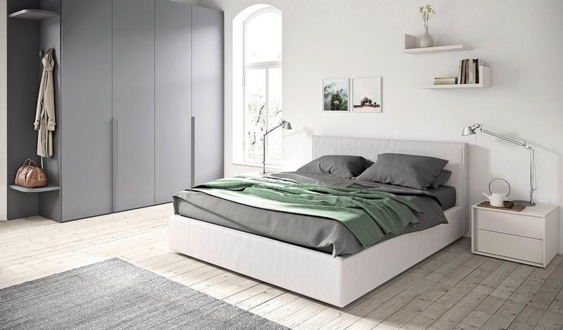 Cerchi un negozio specializzato nell'area camera da letto a bologna e provincia? Letti Cinquanta3 Ztl Home Arredamenti Bologna