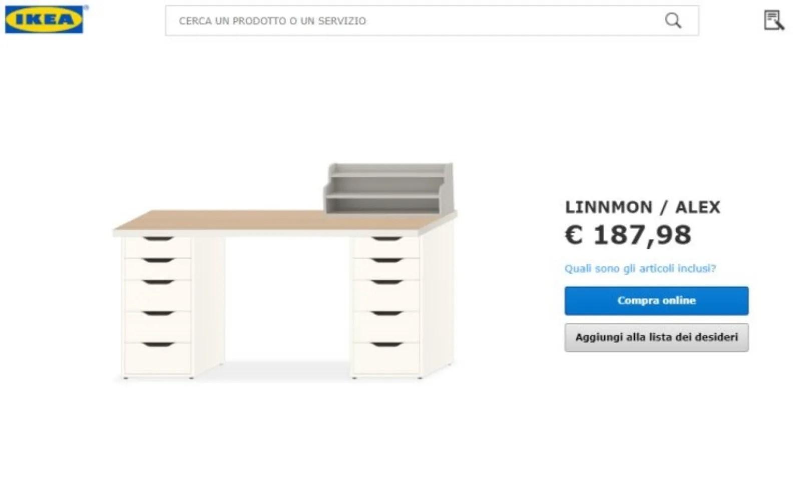 Ikea Planner Cosè E Come Funziona