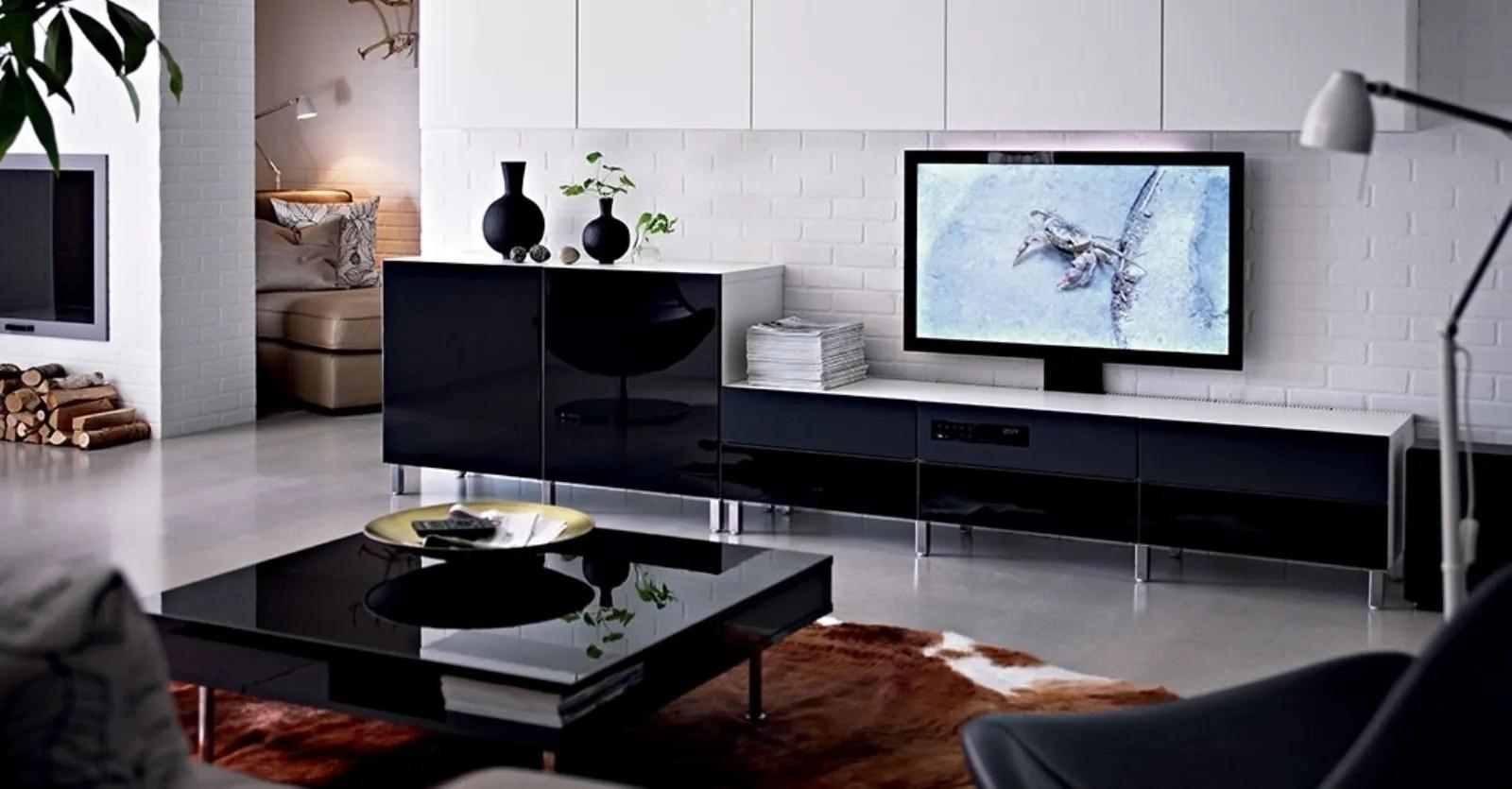 Soggiorni Ikea Mobili Moderni E Funzionali