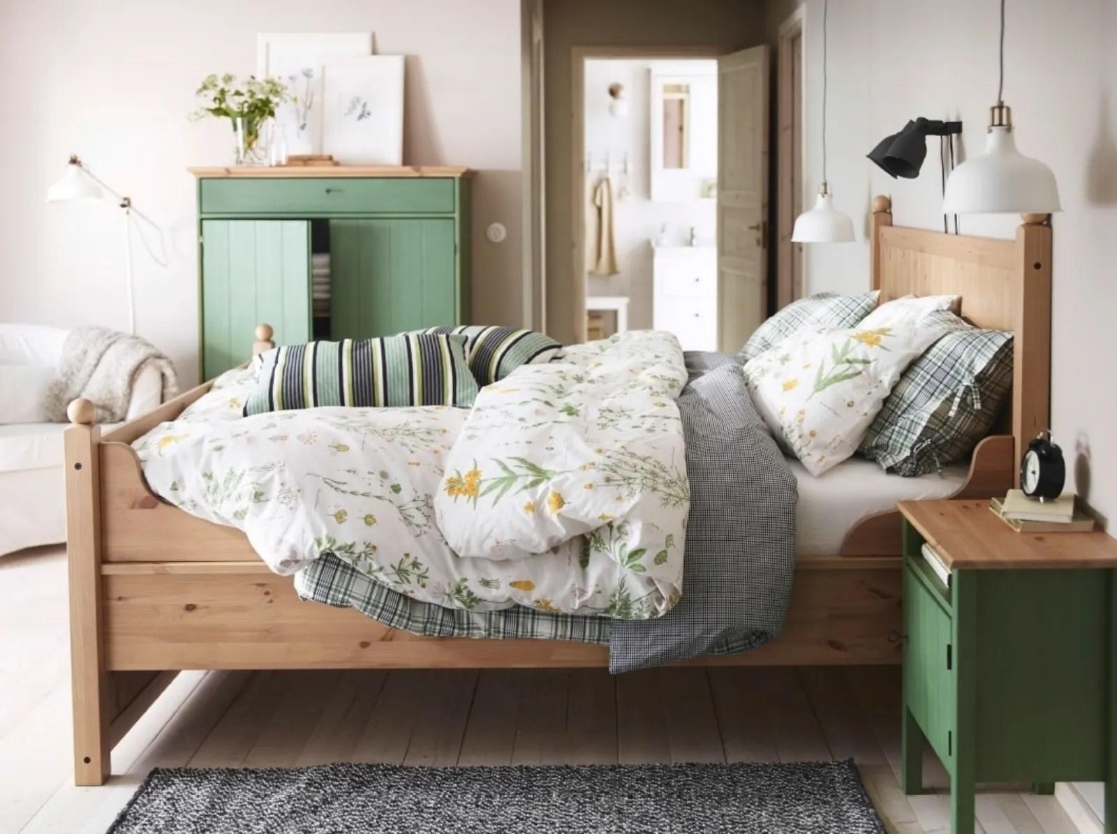 Camere da letto Ikea stanze da letto originali ed