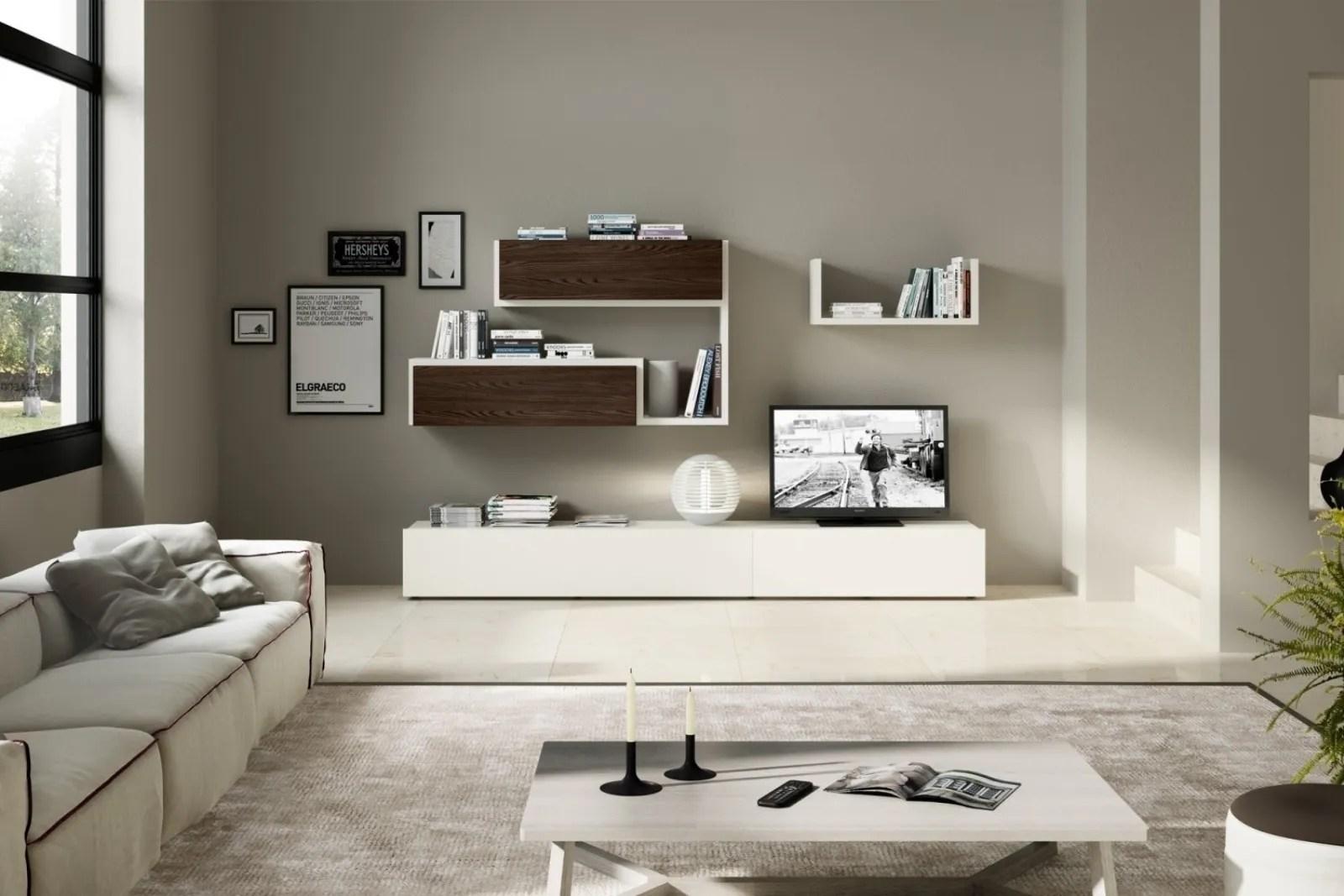 Colori pareti soggiorno soluzioni moderne  Consigli Soggiorno  Colori pareti casa colori