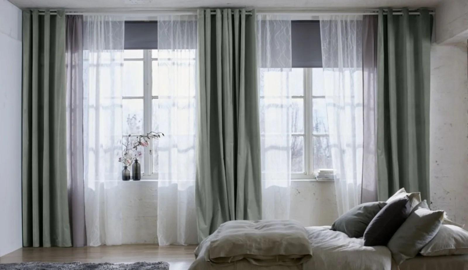 Tende camera da letto acquistabili online sul nostro sito: Guida Alla Scelta Delle Tende Per Camera Da Letto