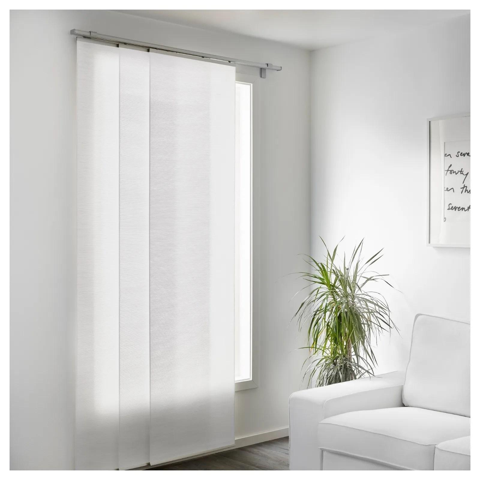 Le tende Ikea la versatilit di tessuti e tendaggi  Tende  Tende Ikea come rifare il look