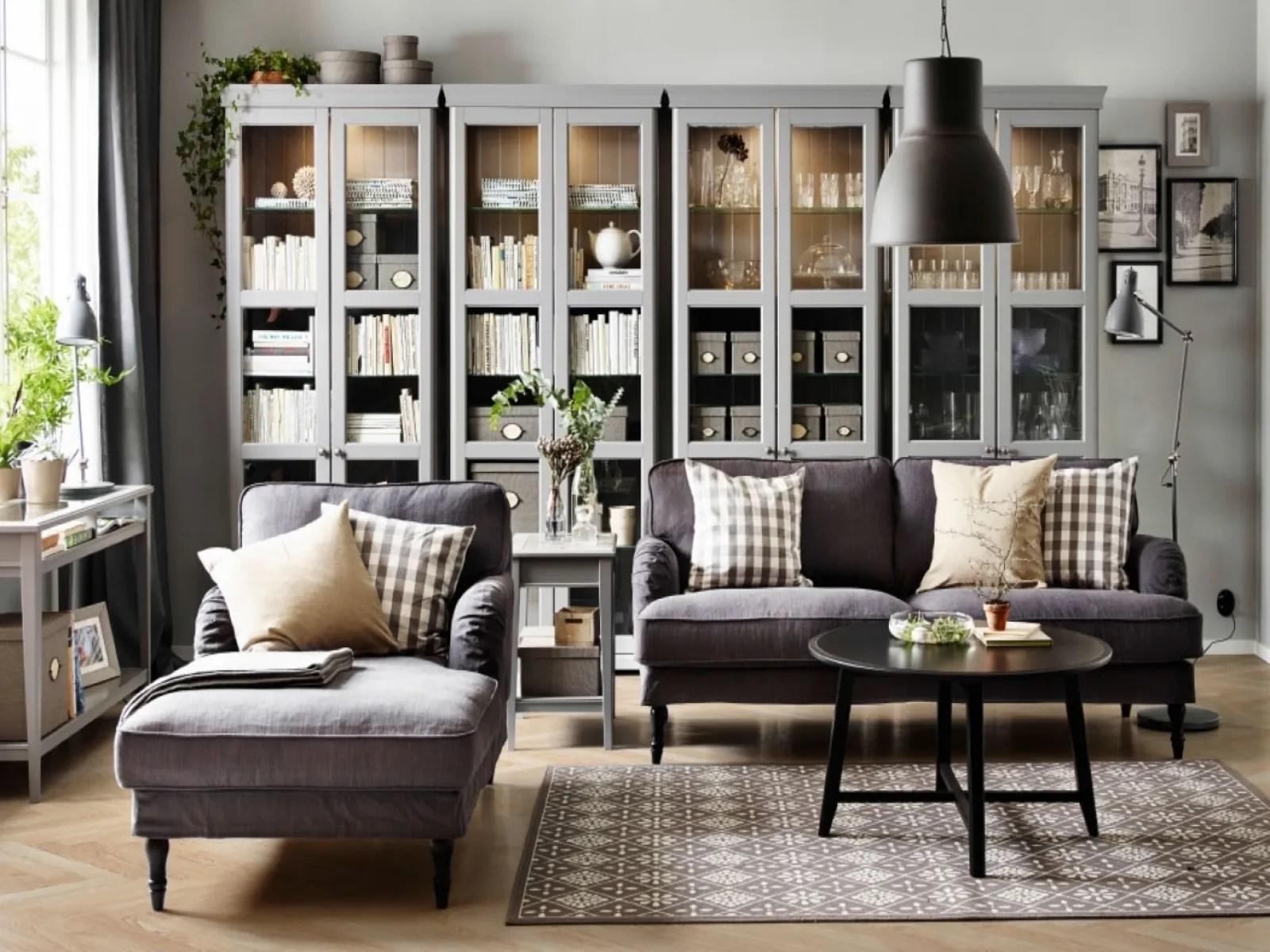 Soggiorni Ikea low cost e moderni  Mobili Soggiorno