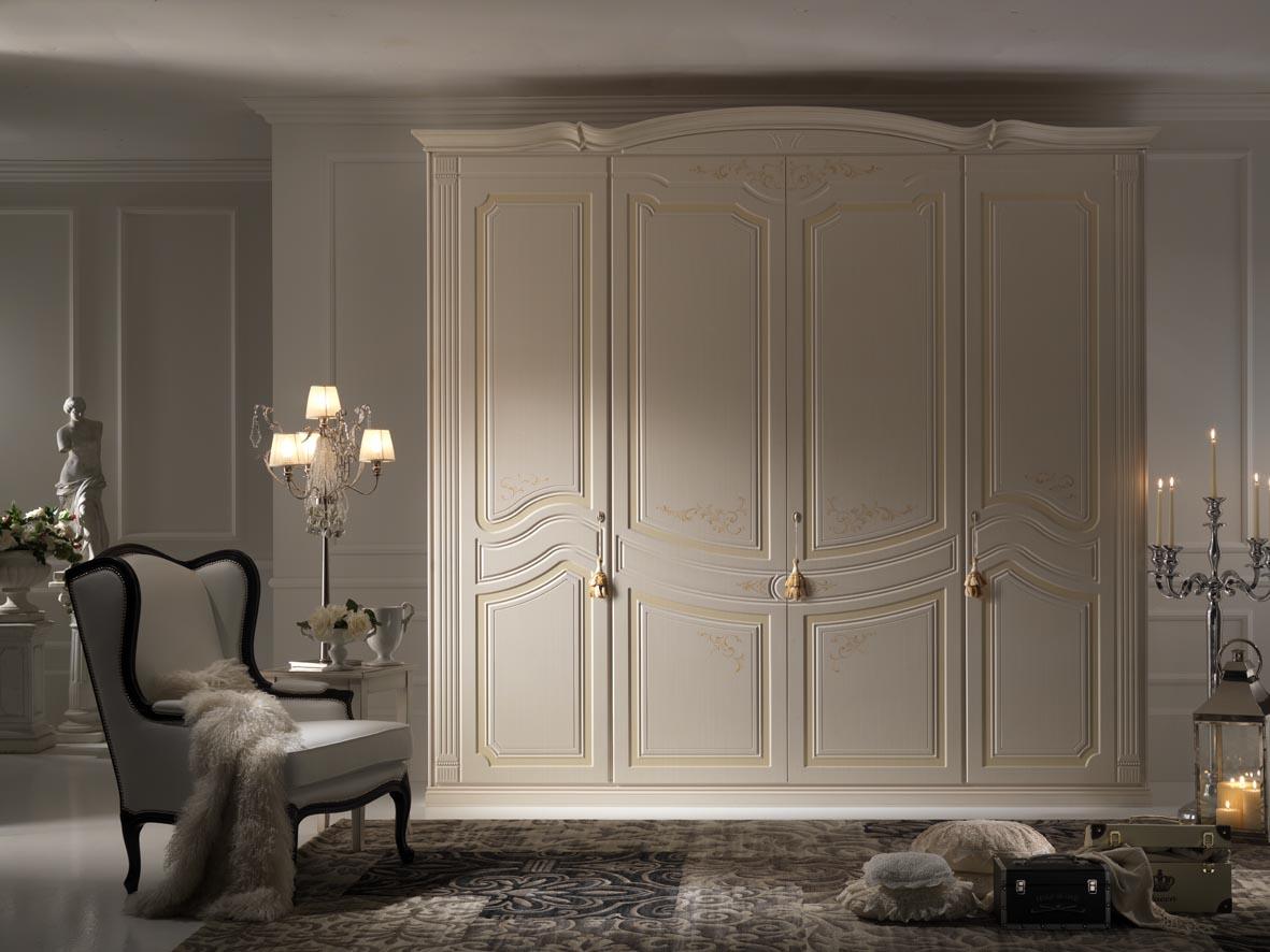 armadio camera letto etnico classico country moderno