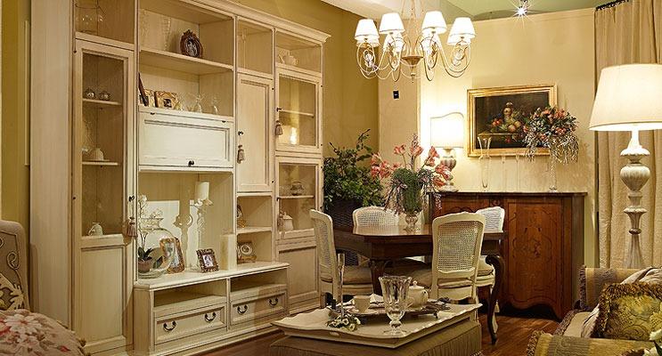 ristrutturare casa in stile classico pavimenti pareti