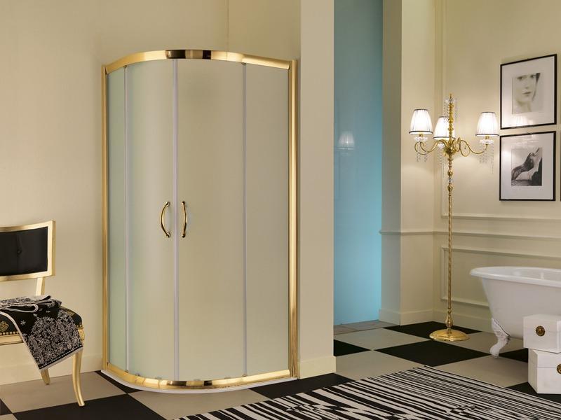 box doccia classico vetro struttura robusta
