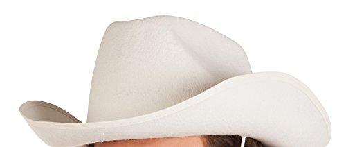 Boland- Cappelli per Adulti, Bianco, Unica, 04072