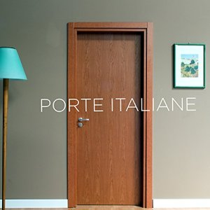 Porte interne Ciliegio - compreso telaio e mostrine (80x210 Destra)