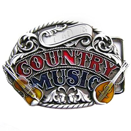 Fibbia Musica Country, Western - Fibbia