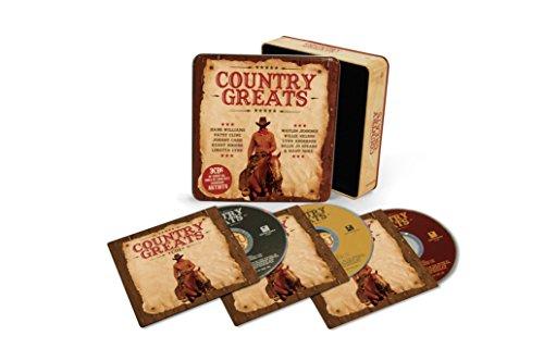 Country Greats Tin Box