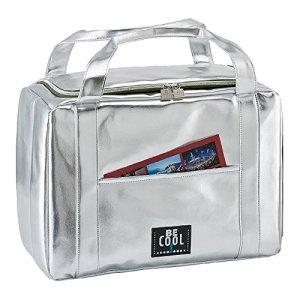 BeCool City Bag Unisex City SilverSilver NA