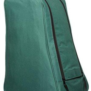 Case4Life Verde Stivali di Gomma Borsa da Viaggio Resistente allAcqua Conservazione Wellington Porta Il Caso  Garanzia a Vita