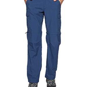 Columbia Cascades Explorer Pantaloni Uomo Blu Carbon W38L34