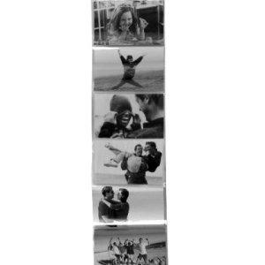 Cornice portafoto da appendere per 6foto in plastica per foto da 15x 10cm