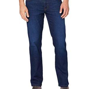Wrangler Texas Contrast Jeans Blu Comfort Zone 40p 36W  34L Uomo